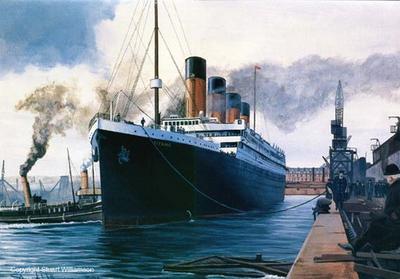 Blog de homage titanic homage au paquebot titanic - Dessin du titanic ...