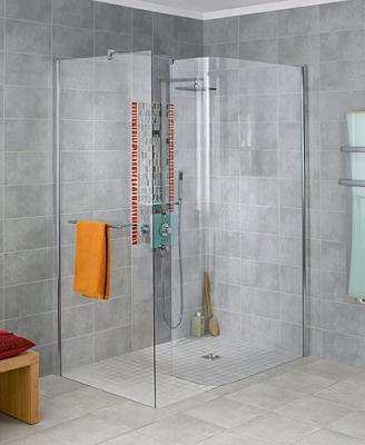 un modele de douche a l 39 italienne l 39 univers de c line